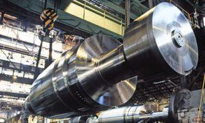 日本製鋼所 シャフト
